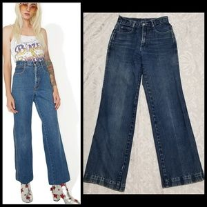 Groovy 70s VTG Brittania Jeans